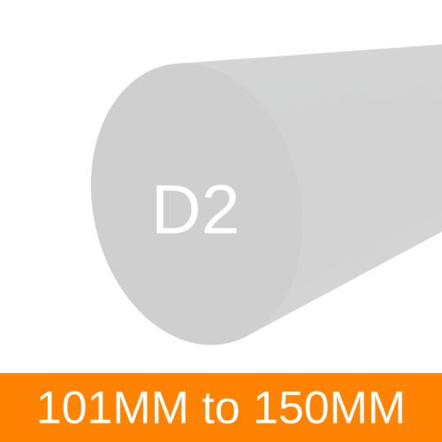 Tool Steel D2 (101-150mm)
