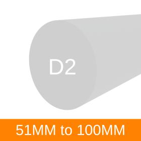 Tool Steel D2 (51-100mm)