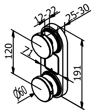Adaptor - Model 2160