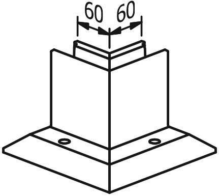 Inside Corner - Model 3010