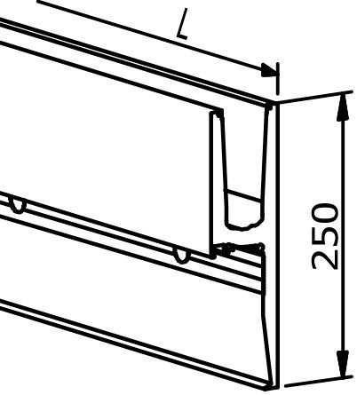 Side Mount - Model 3031