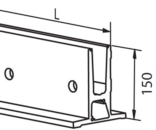 Top mount - Model 4010