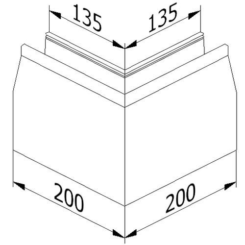 Outside Corner - Model 5010