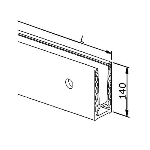 Side mount - Model 6021