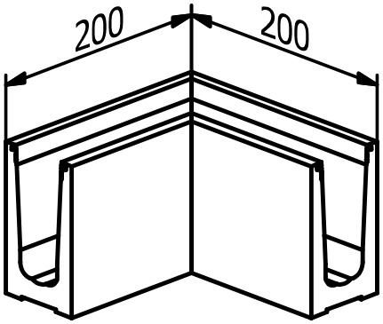 Inside/Outside Corner - Model 6030