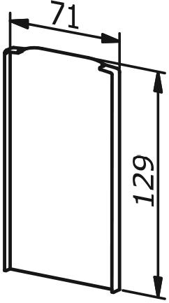 End Cap - Model 6030 - Left/Right