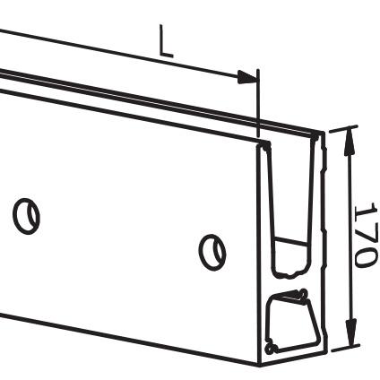 Side Mount - Model 6031