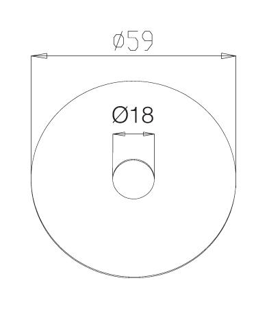 Clamp Fix Rubber - Model 1311