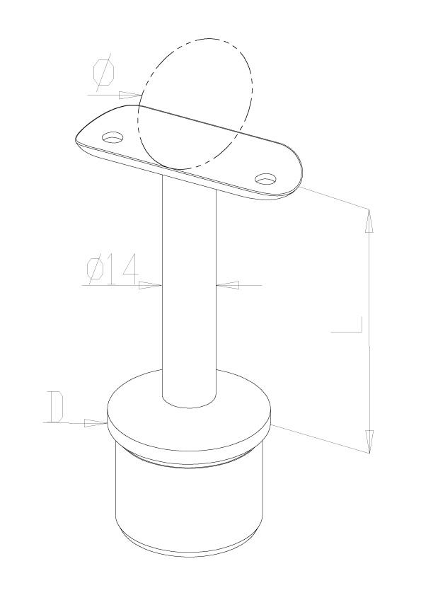 Stem Connectors - Model 0110
