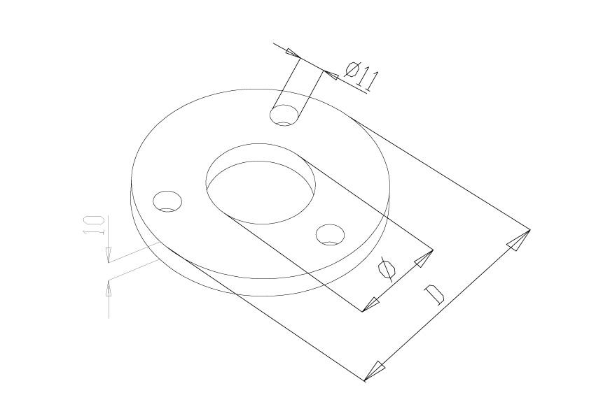 Bases Plates - Model 1210