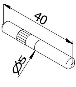 Extension Pins - Model 7001