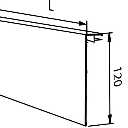 Side Cladding - Model PGA-010