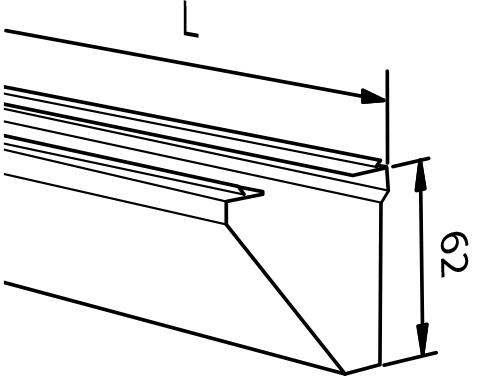 Bottom Cladding - Model PGA-020