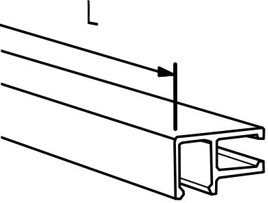 Top Seal Strip - Model PGA-030