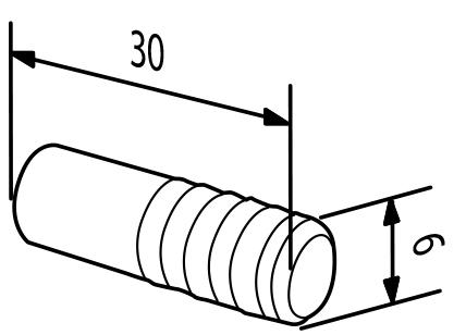 Extension Pin - Model PGA-070