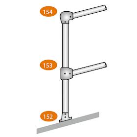 Steel Handrail Kits
