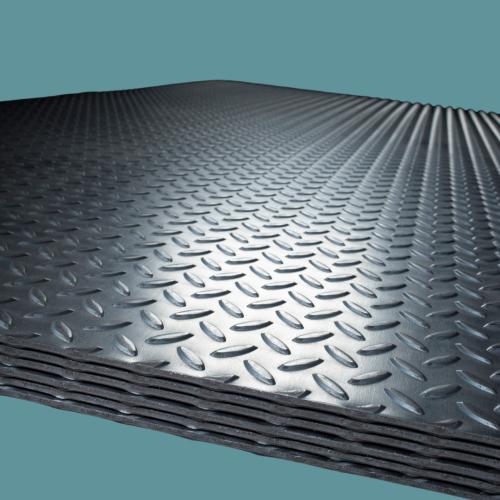 Steel Floor Plate 2500x1250x6