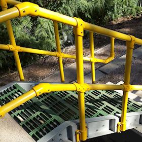 GRP Modular Handrail
