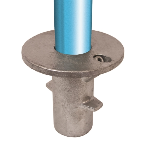 134-D / Ground Socket Galvanised