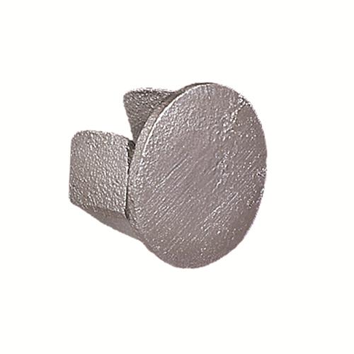 136-D / Metal End Cap Galvanised