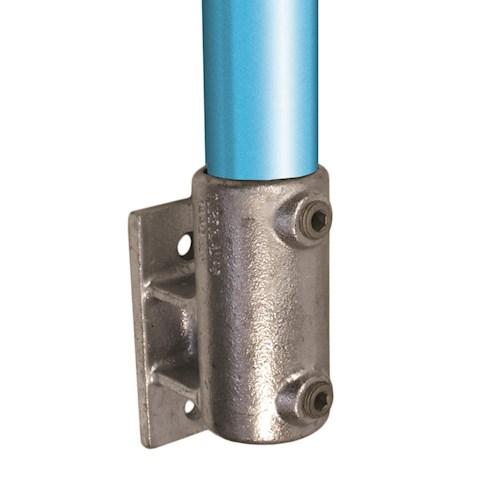 144-C / Railing Side Support Vertical Galvanised