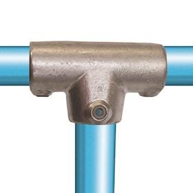 155-D / 0° to 11° Long Tee Galvanised