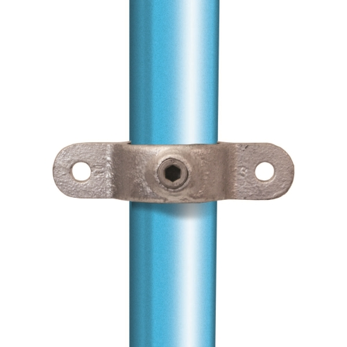 167M-D / Male Double Swivel Section Galvansied