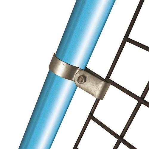 170-E / Mesh Panel Clip - Single (Galvanised)