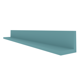 Mild Steel Equal Angle 25x25x3 (No Finish)
