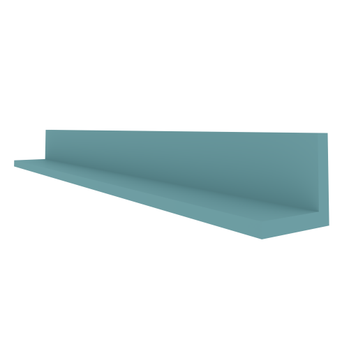 Mild Steel Equal Angle 80x80x8 (No Finish)