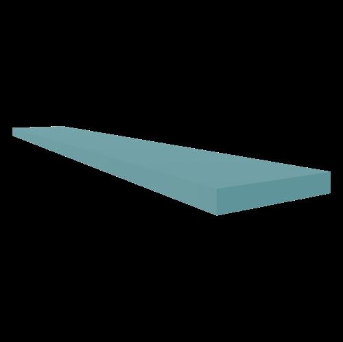 Mild Steel Flat Bar 150x6 (No Finish)