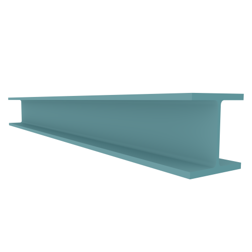 Steel Universal Column UC 152x152x30 (No Finish)